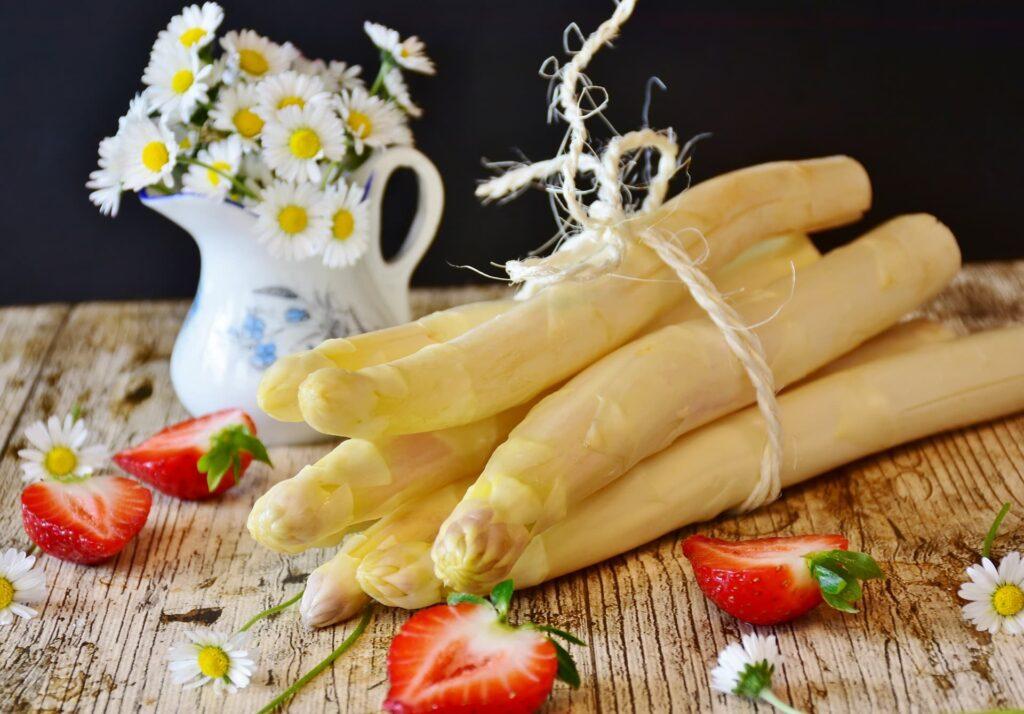 How Long Does Asparagus Last In The Fridge